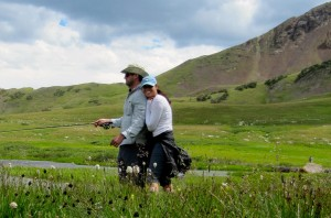 Photo of Brock Etherton - Fly Fishing