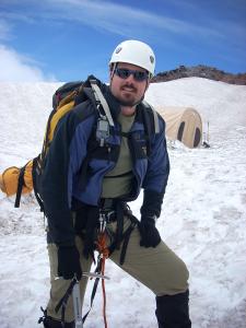 Nate Gose Mountain Climbing