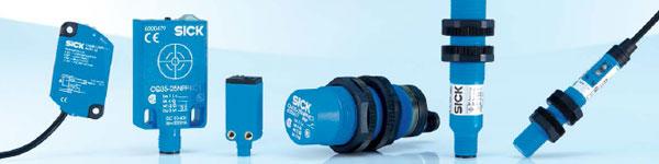 Photo of SICK Capacitive Sensors