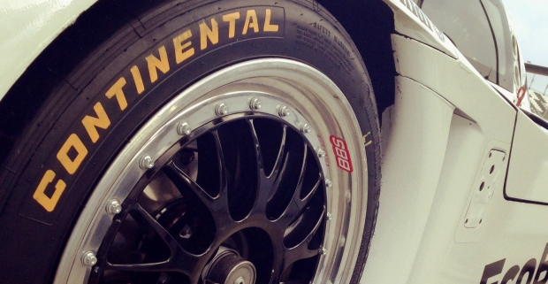 Photo of Continential tire