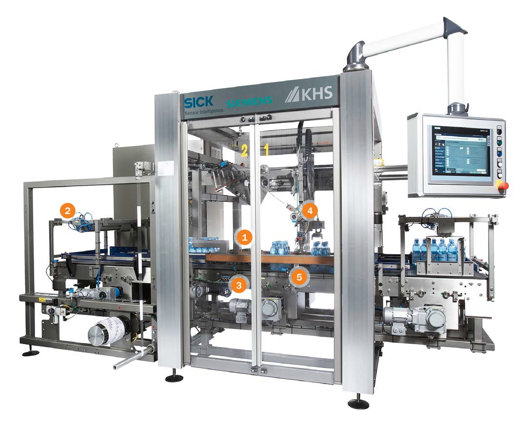 SICK,-SIEMENS-and-KHS-GmbH-Machine