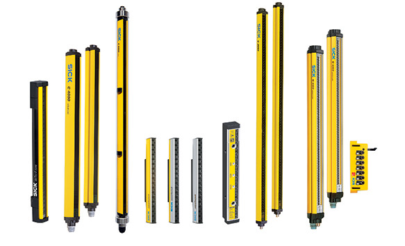 How to Calculate Safety Distance for Safety Light Curtains - SICK Inc
