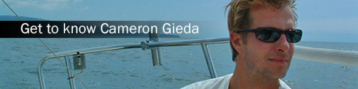Cameron Gieda – Using Humor To Build Bonds with Customers