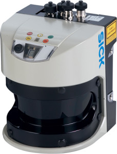 Laser Measurement LMS5xx Heating