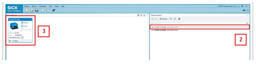 How to Create and Download a SOPAS File - Sopas V3 0