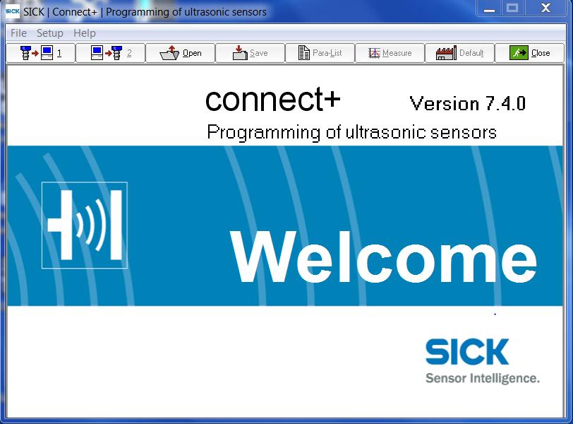 UM30 ultrasonic sensor 1