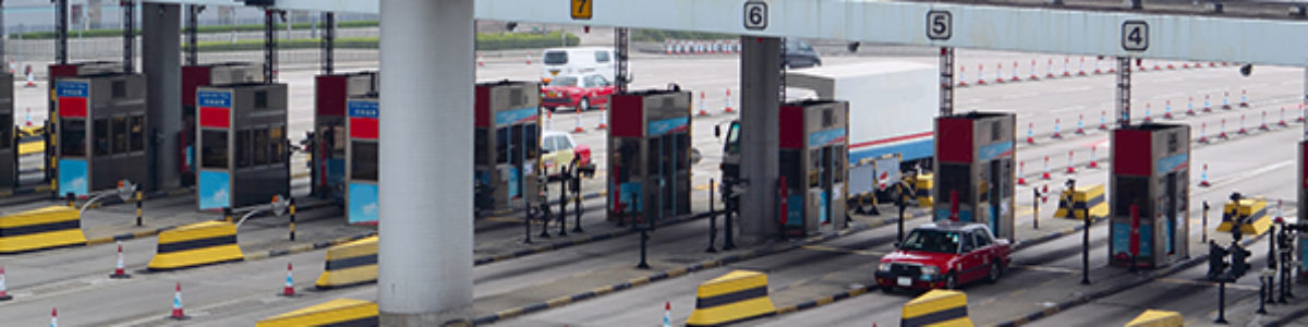 5 Considerations for Choosing a Light Grid for Vehicle Separation at Toll Booths