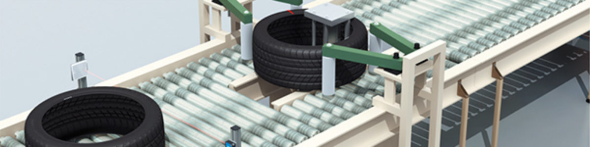 Automate Tire Manufacturing Processes and Ensure Quality with High-speed 3D Vision