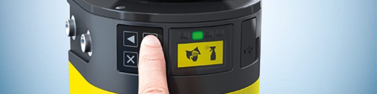 What is my safety laser scanner telling me?  microScan3 edition