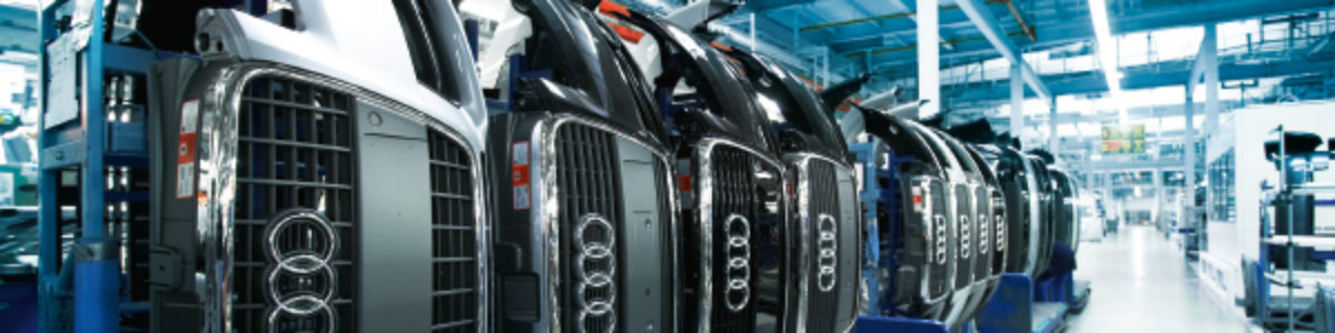 Vision Sensors Ensure Quality in Automotive Manufacturing