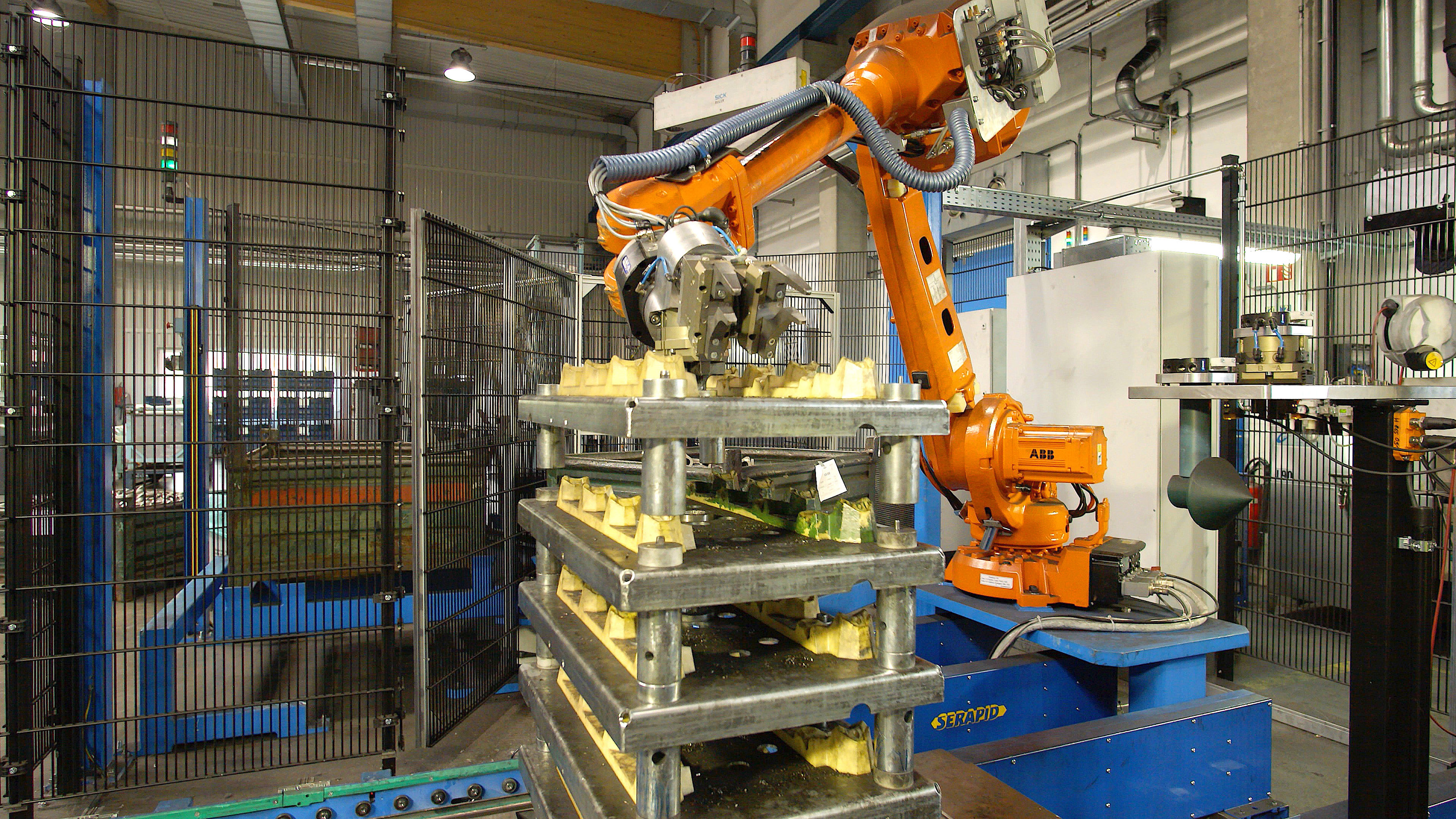 automated bin picking, The Industrial Robot Revolution: A Video Series (Part 2)