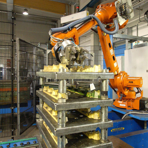 Trends in Industrial Robotics with IAS Automation