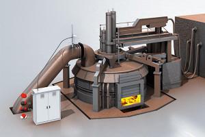 Electric arc Furnaces, Sensor Technology for Electric Arc Furnaces