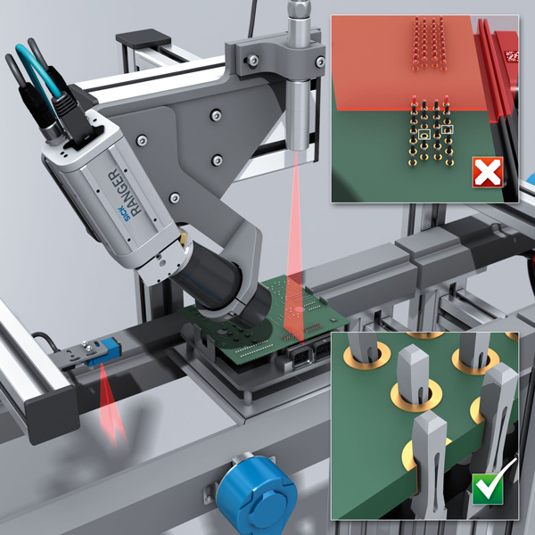 Press-fit Connectors, Press-fit Connectors That Go Exactly Where You Want Them To