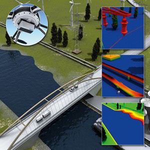 SICK 3D Lidar Sensors - Unmanned Aerial Vehicles