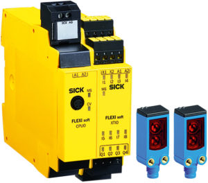 safety systems, Stay Safe with SICK – Ready-to-install Safety Systems