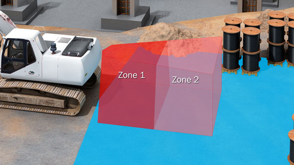 3D Vision, From Driver Assistance Systems to Robotics: The Benefits of Intelligent 3D Vision Sensors for Indoor and Outdoor Use