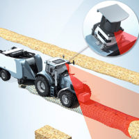 Driver Assistance System for Harvesting Vehicles