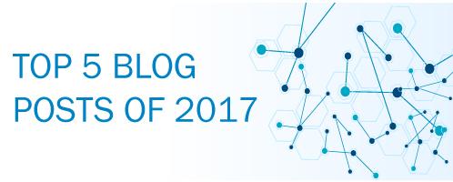 , Top 5 Blog Posts of 2017!