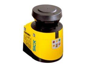 SICK's safety laser scanner S300