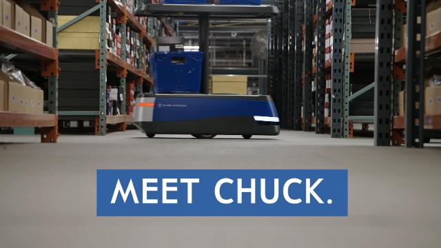 3PL love Chuck