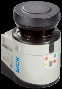 SICK LMS 111 2D laser scanner