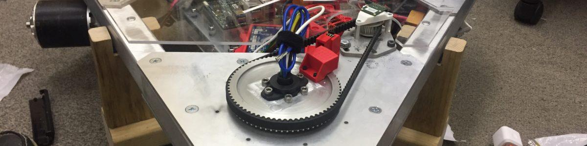 Swerve Robotic Platform Relies on SICK LiDAR Sensor