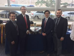 Swerve Robotic Platform at Drexel University's Senior Design Competition
