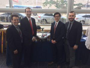 Swerve Robotic Platform at Drexel University's Senior Design Competition