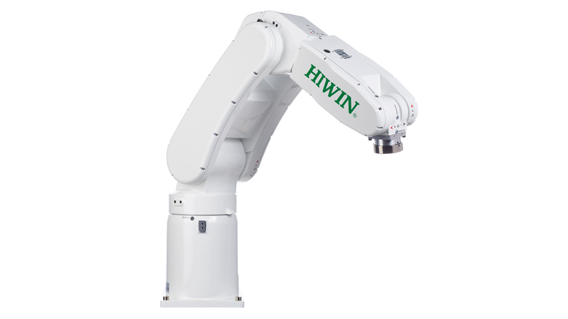 Isolated HIWIN robotic arm