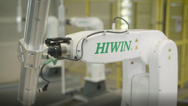 Robotic arm HIWIN robot