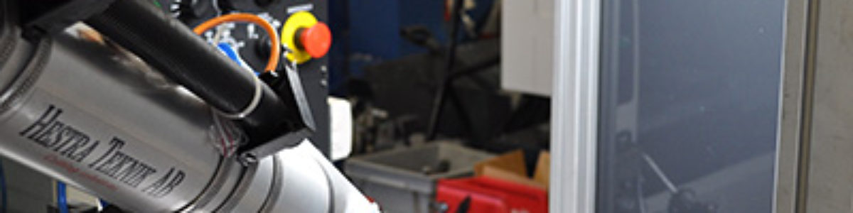 Quality Control for Cobots Using Vision Technology