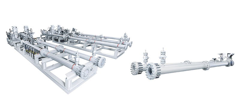 gas flow measurement, Accurate Gas Flow Measurement in Australia's Biggest Gas Field