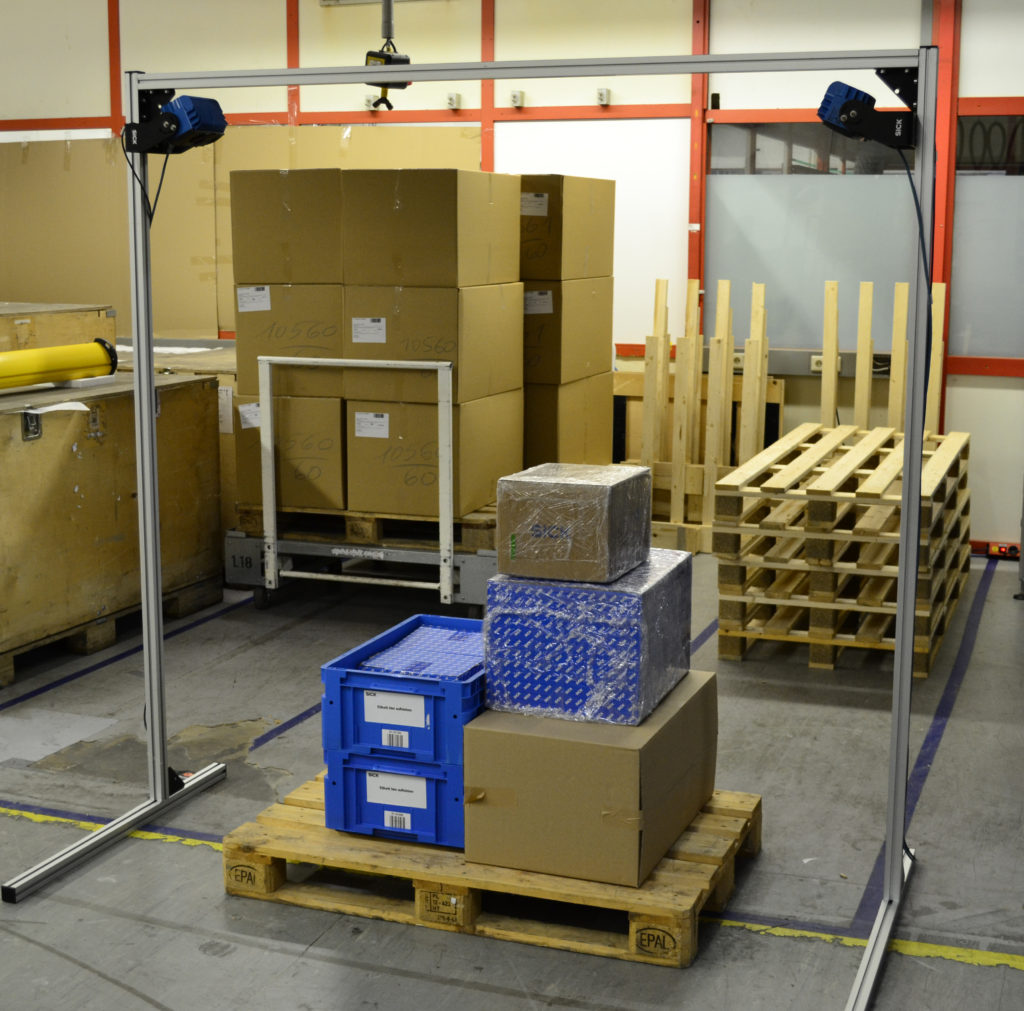 palletizing with visionary sensors, Top ways to use visionary sensors for palletizing and depalletizing