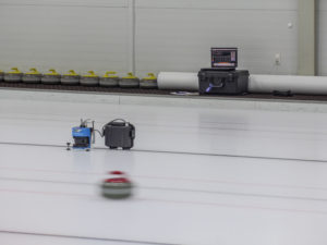 LiDAR sensors in curling, Curling with precision: SICK sensors enable perfect throws for Finnish curling team