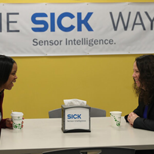 SICK Recognized as Great Place to Work