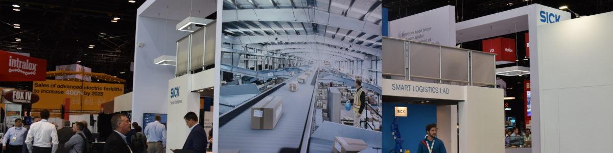 Smart Logistics Solutions Showcased at ProMAT