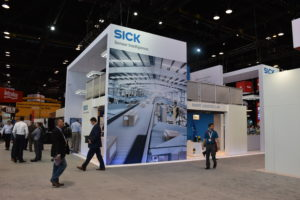 SICK at promat, Smart Logistics Solutions Showcased at ProMAT