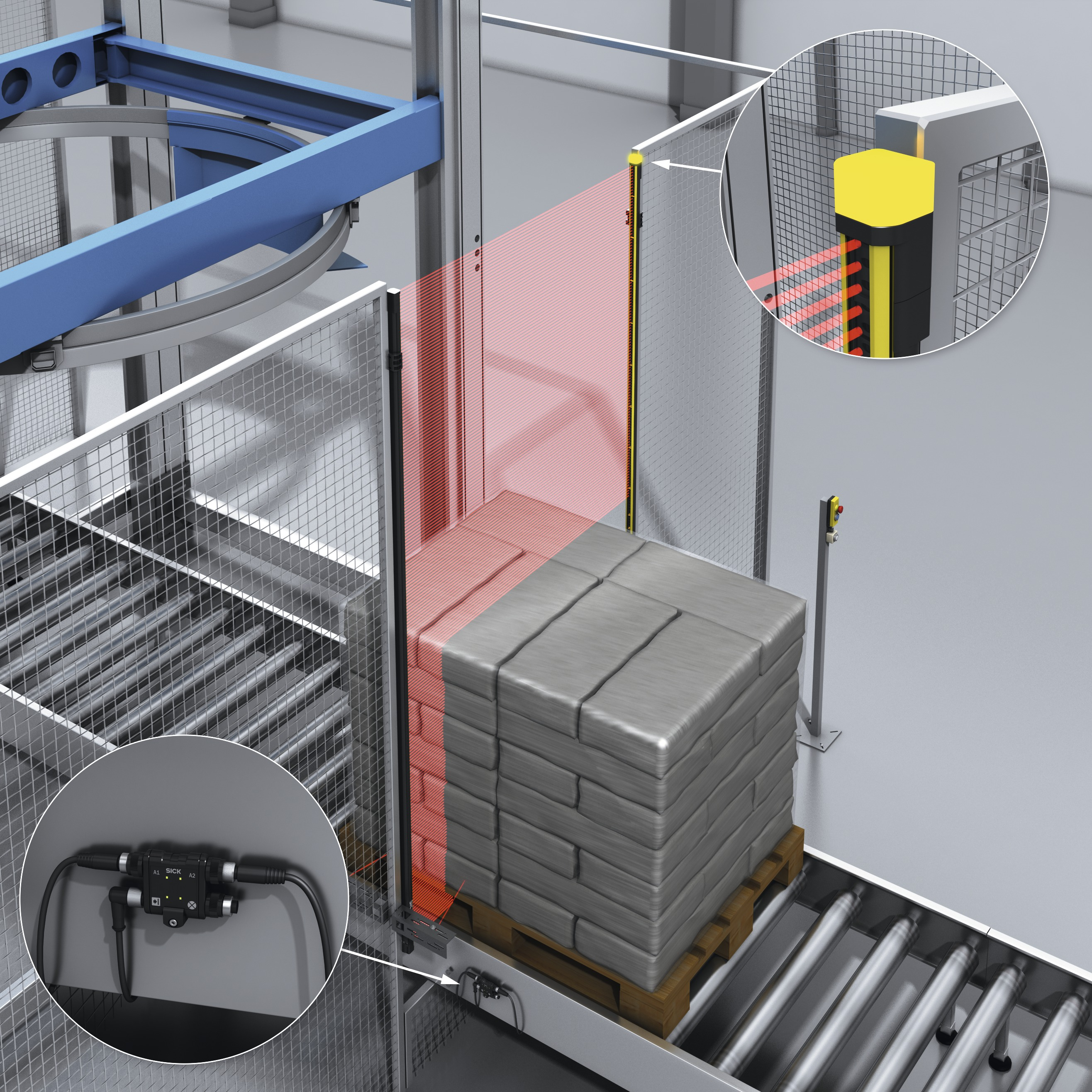 safety solutions for packaging industry, Safety and Automation Produce Results for the Packaging Industry