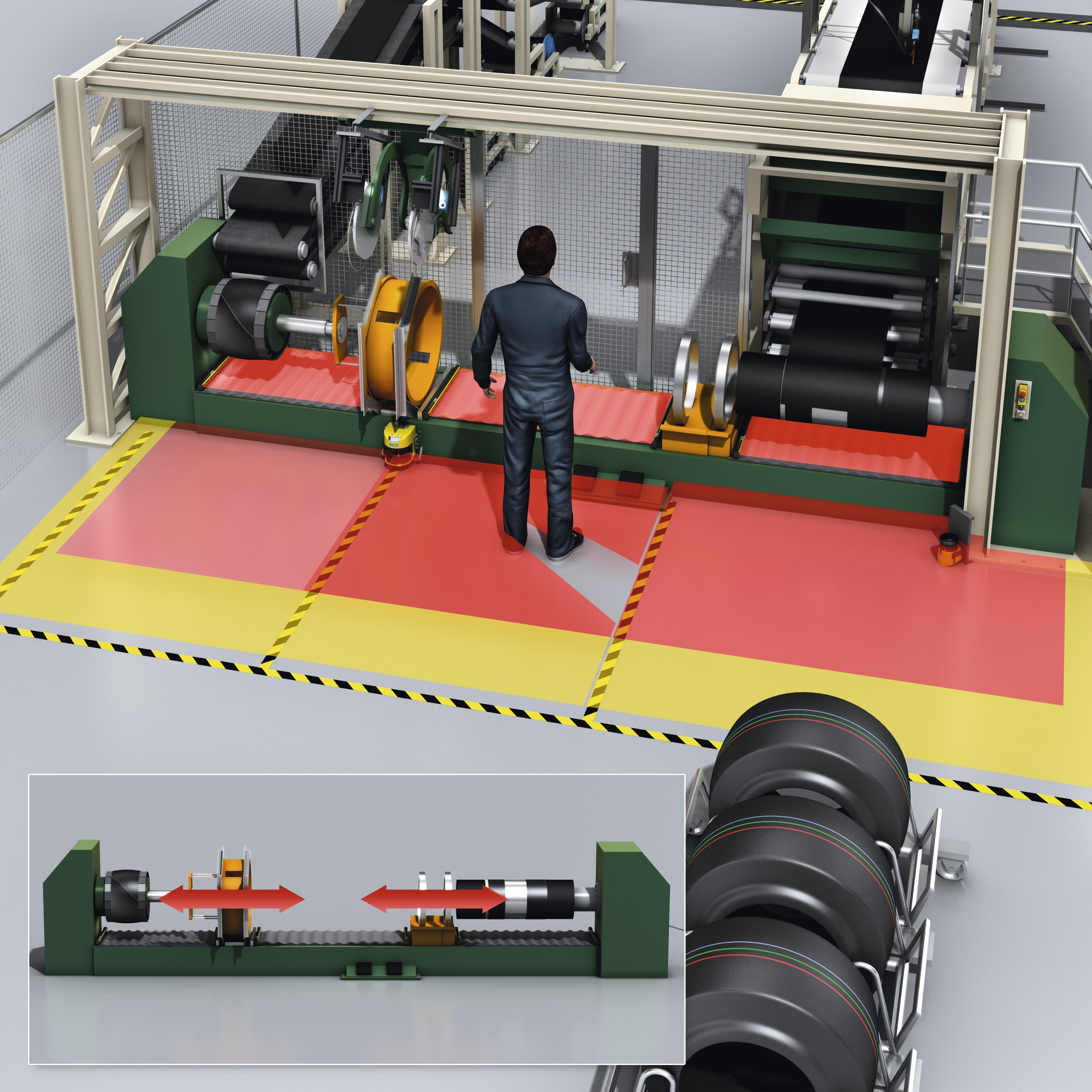 automotive safety solutions, Paving the way for simple safety solutions
