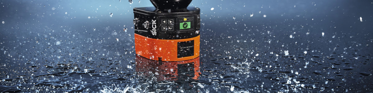 SICK's outdoor safety laser scanner named finalist for 2020 Engineers' Choice Awards