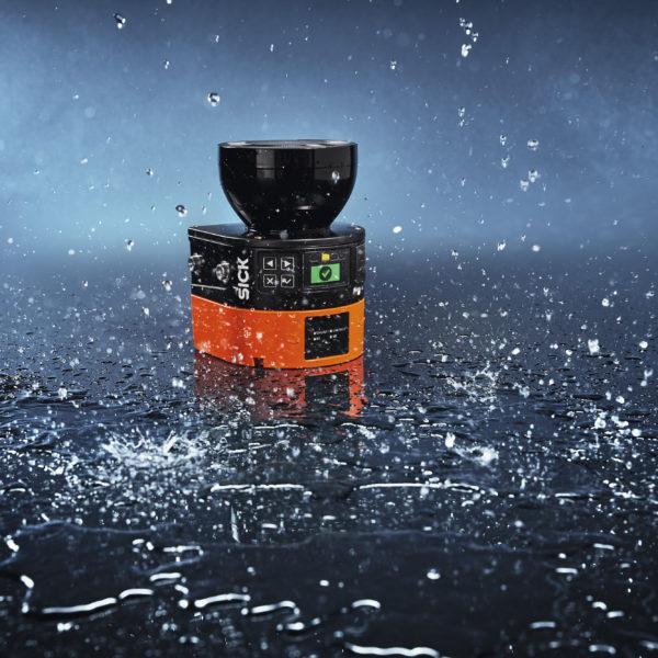 SICK's outdoor safety laser scanner wins Machine Safety Award