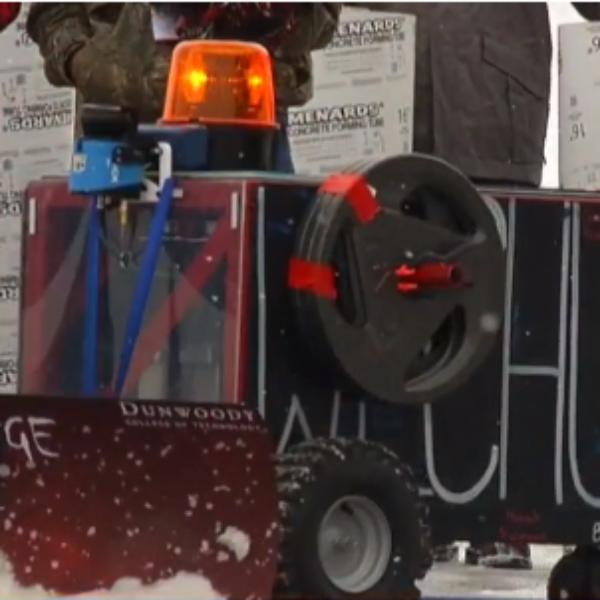 The Future of Snowplows: Autonomous Vehicle Competition