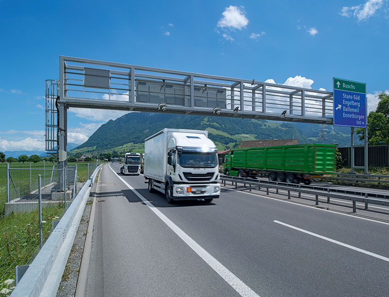 axle counting for multi-lane traffic, Latest Innovations in Electronic Tolling Systems & Vehicle Profiling
