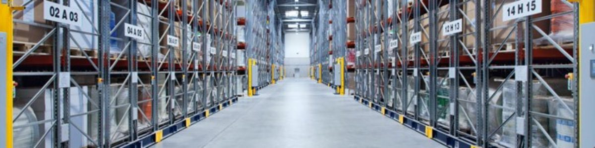 Safety solutions ensure safe movement of high racks