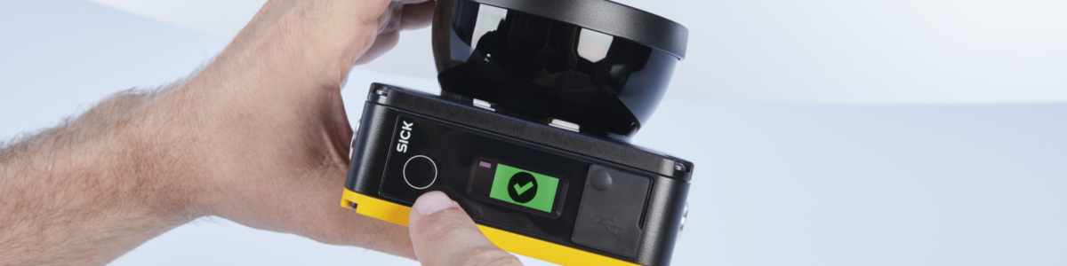 nanoScan3 awarded Innovation Award from Robotics Business Review
