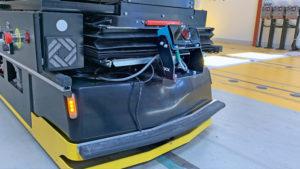 agv collision prevention, Proven Collision Prevention on AGVs
