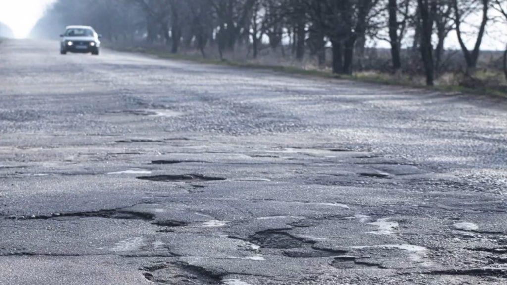 road damage road stripe evaluator SICK TiM 10k Lidar challenge