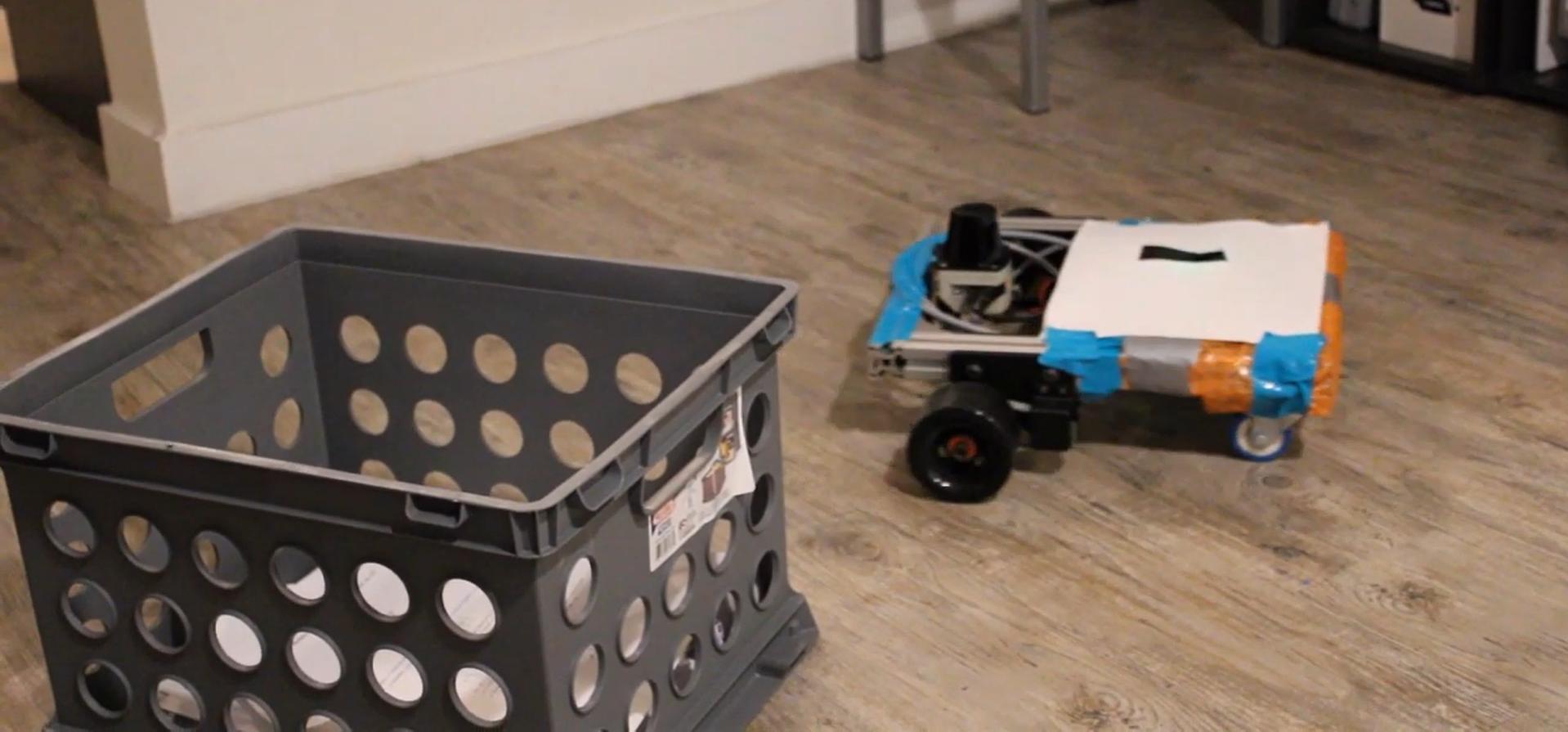 tamu SICK tiM10k Challenge Friendly Guide Robot VALE