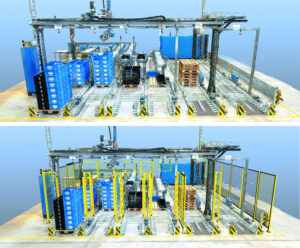 3d model of the machine, How Safety Retrofitting Saves Money and Stress